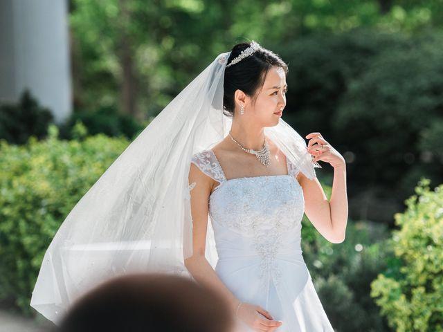 Rui and Xiangxue's Wedding in Falls Church, District of Columbia 9