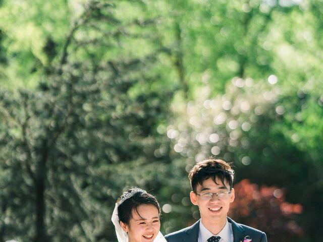 Rui and Xiangxue's Wedding in Falls Church, District of Columbia 10
