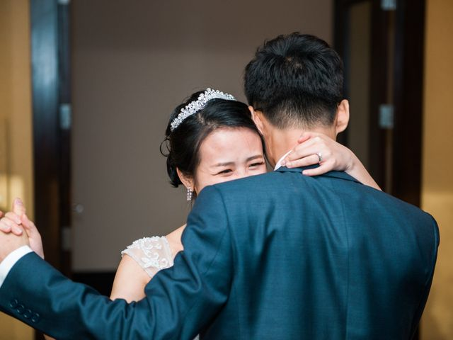 The wedding of Xiangxue and Rui