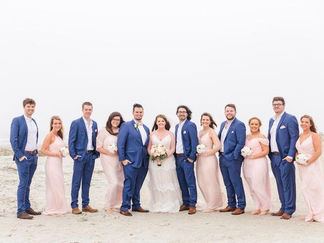 Evan and Rebekah's Wedding in Hilton Head Island, South Carolina 1