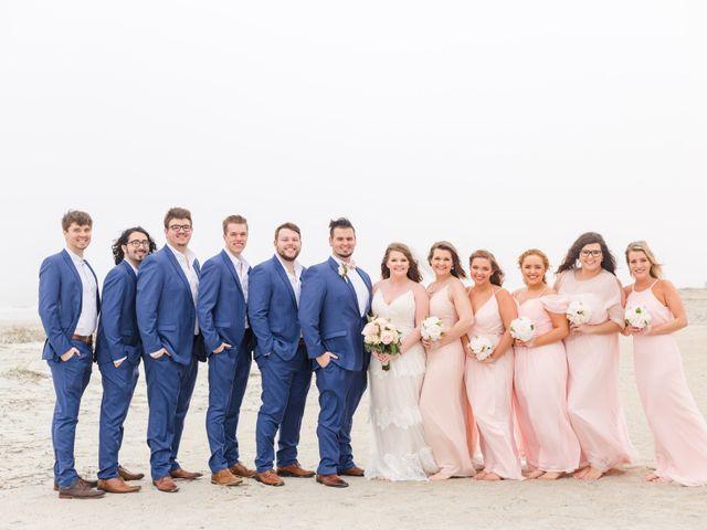 Evan and Rebekah's Wedding in Hilton Head Island, South Carolina 4