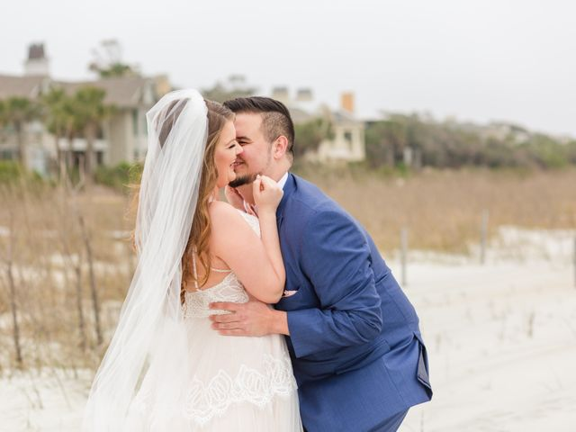 Evan and Rebekah's Wedding in Hilton Head Island, South Carolina 30