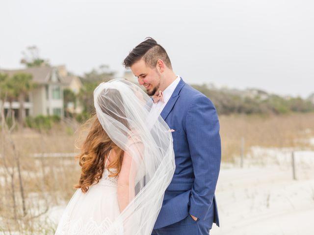 Evan and Rebekah's Wedding in Hilton Head Island, South Carolina 31
