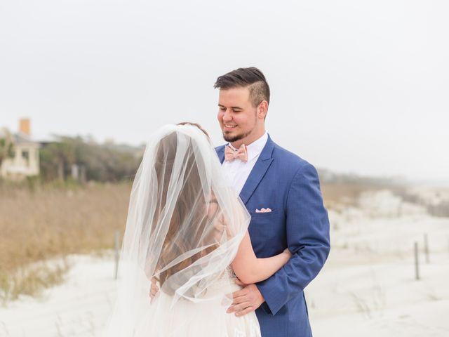 Evan and Rebekah's Wedding in Hilton Head Island, South Carolina 33