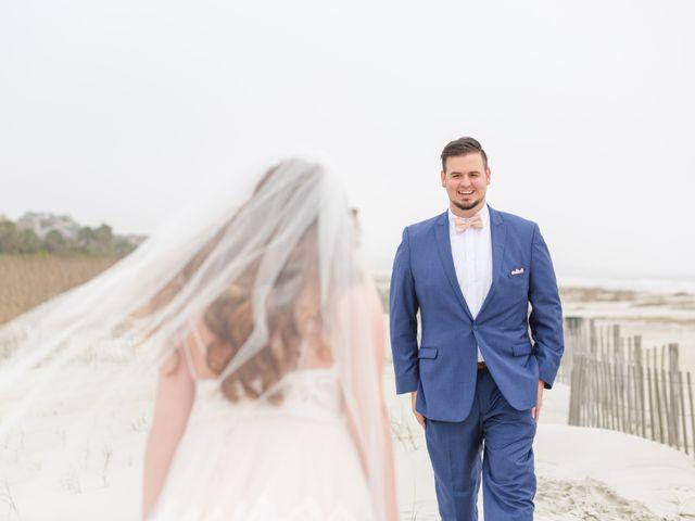 Evan and Rebekah's Wedding in Hilton Head Island, South Carolina 34