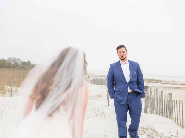 Evan and Rebekah's Wedding in Hilton Head Island, South Carolina 36