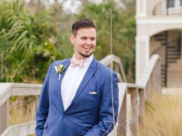 Evan and Rebekah's Wedding in Hilton Head Island, South Carolina 40