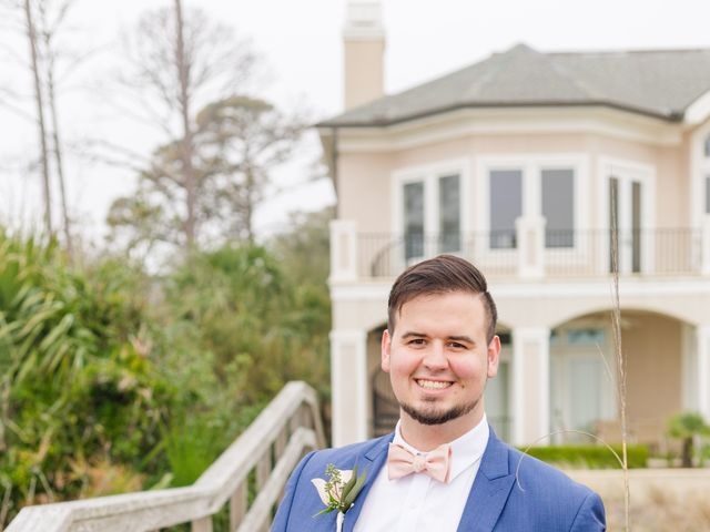 Evan and Rebekah's Wedding in Hilton Head Island, South Carolina 41