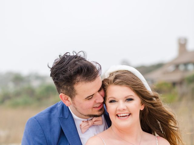 Evan and Rebekah's Wedding in Hilton Head Island, South Carolina 81