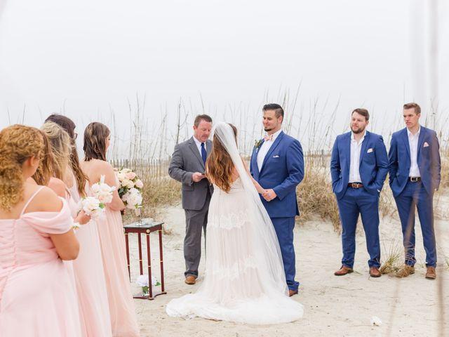 Evan and Rebekah's Wedding in Hilton Head Island, South Carolina 87