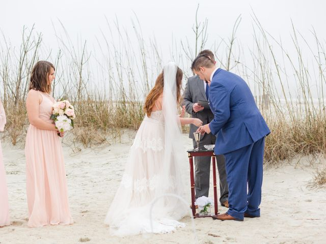 Evan and Rebekah's Wedding in Hilton Head Island, South Carolina 93