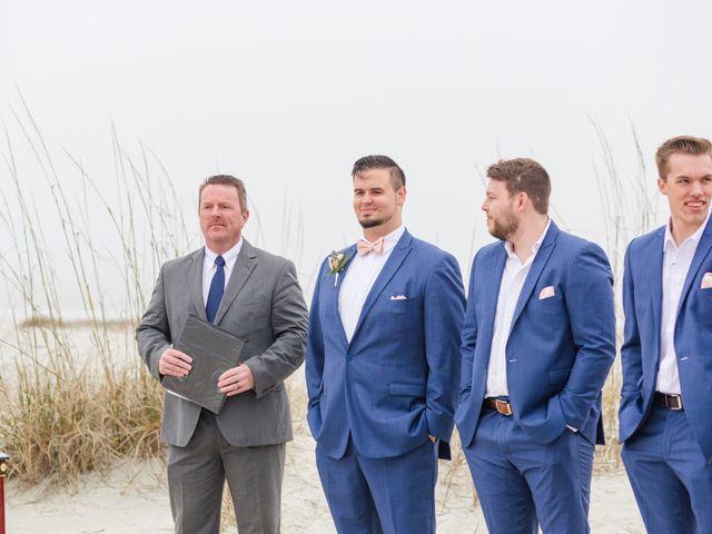 Evan and Rebekah's Wedding in Hilton Head Island, South Carolina 100