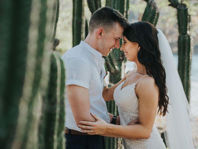 The wedding of Amanda and Jonathan