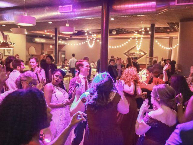Nathan and Jasymne's Wedding in Gainesville, Florida 4