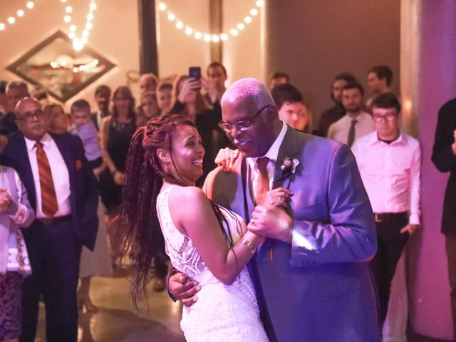 Nathan and Jasymne's Wedding in Gainesville, Florida 6