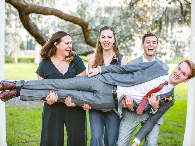 Nathan and Jasymne's Wedding in Gainesville, Florida 7