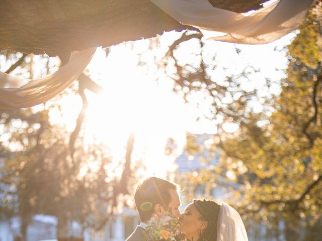 Nathan and Jasymne's Wedding in Gainesville, Florida 2