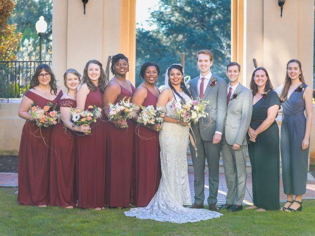 Nathan and Jasymne's Wedding in Gainesville, Florida 8