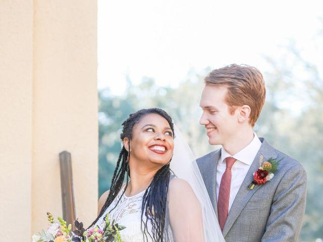 Nathan and Jasymne's Wedding in Gainesville, Florida 9