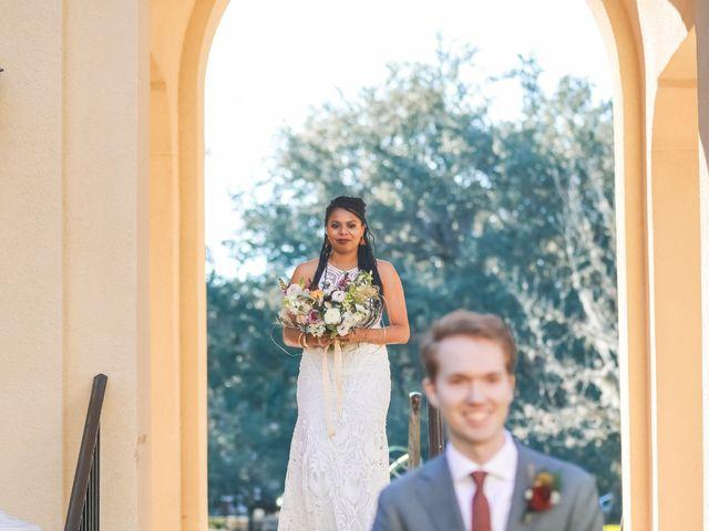 Nathan and Jasymne's Wedding in Gainesville, Florida 10