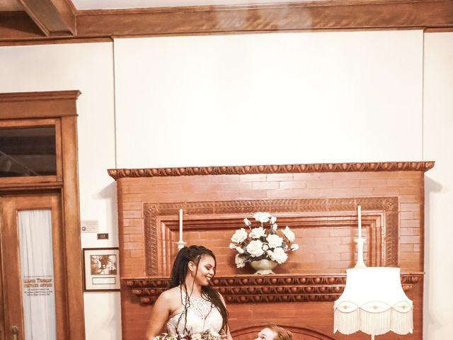 Nathan and Jasymne's Wedding in Gainesville, Florida 12