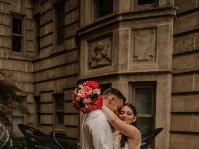 Jake and Alyssa's Wedding in Cleveland, Ohio 3