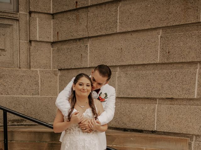 Jake and Alyssa's Wedding in Cleveland, Ohio 4