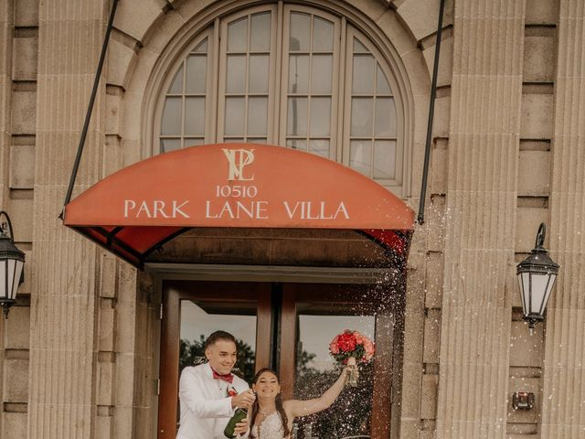 Jake and Alyssa's Wedding in Cleveland, Ohio 6