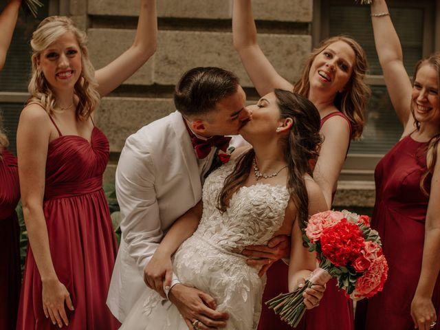 Jake and Alyssa's Wedding in Cleveland, Ohio 2
