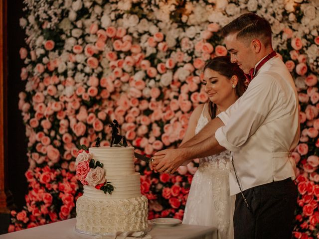 Jake and Alyssa's Wedding in Cleveland, Ohio 7