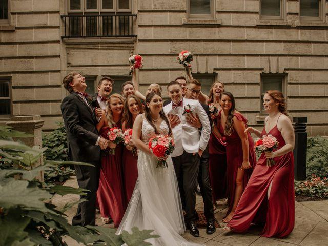 Jake and Alyssa's Wedding in Cleveland, Ohio 15