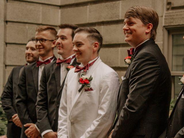 Jake and Alyssa's Wedding in Cleveland, Ohio 17