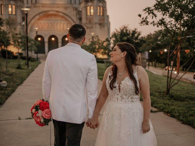 Jake and Alyssa's Wedding in Cleveland, Ohio 20