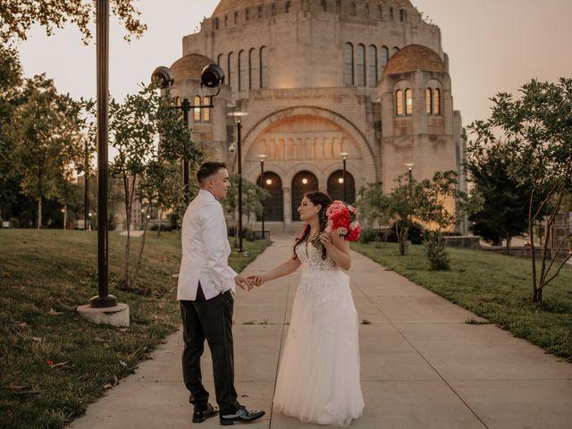 Jake and Alyssa's Wedding in Cleveland, Ohio 23