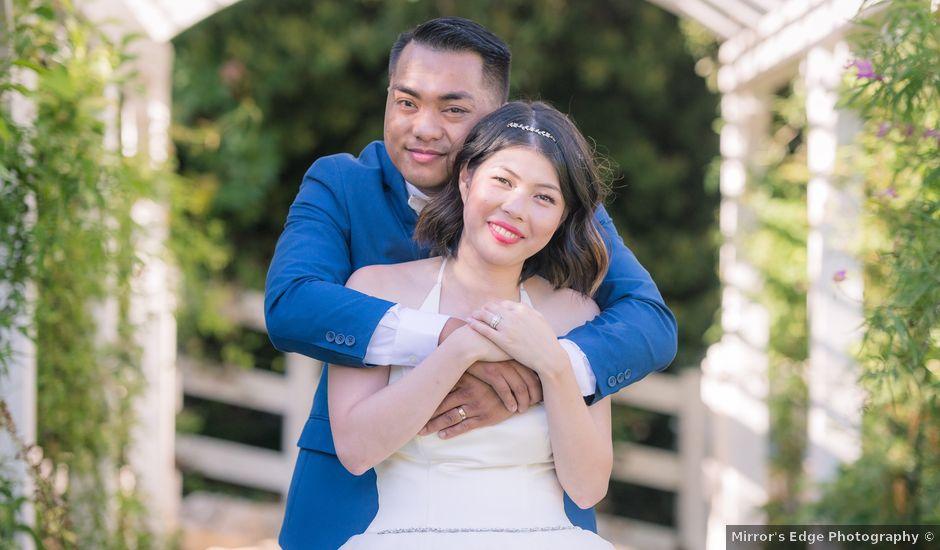 Michael and Maryanne's Wedding in San Luis Obispo, California