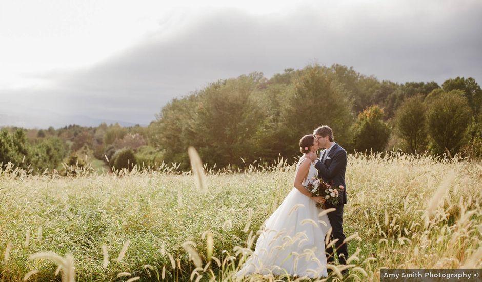 Dan and Alayna's Wedding in Charlottesville, Virginia