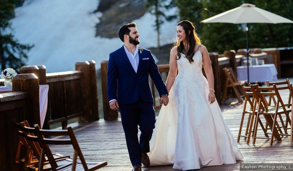 Nick and Brienne's Wedding in Dillon, Colorado