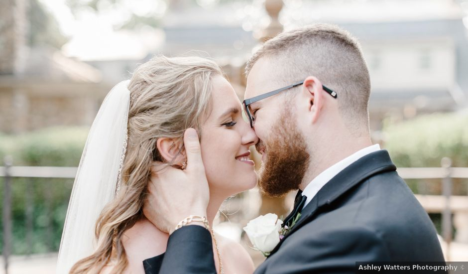 George and Sara's Wedding in Lynchburg, Virginia