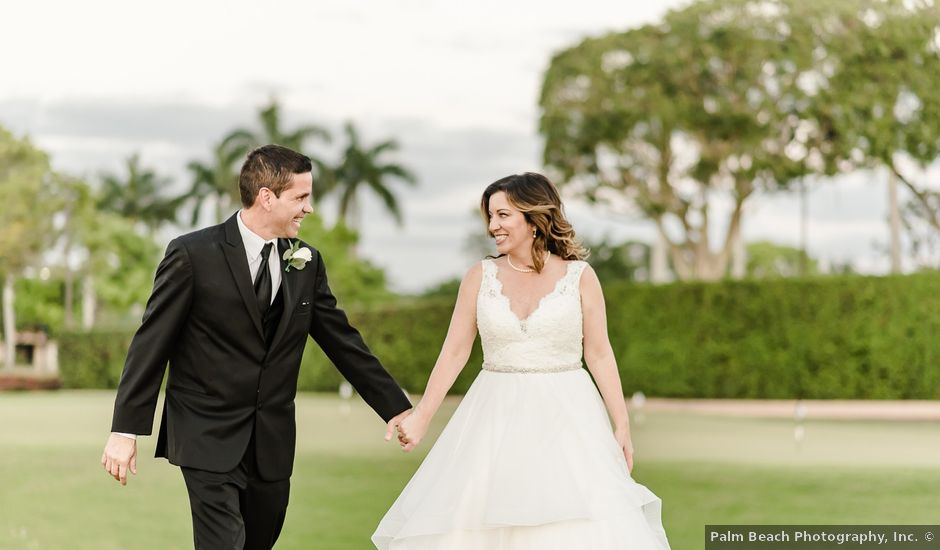 Joseph and Noreen's Wedding in West Palm Beach, Florida