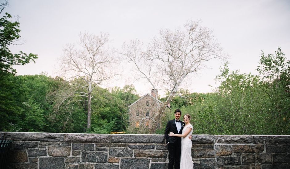 Vincent and Amy 's Wedding in Bronx, New York