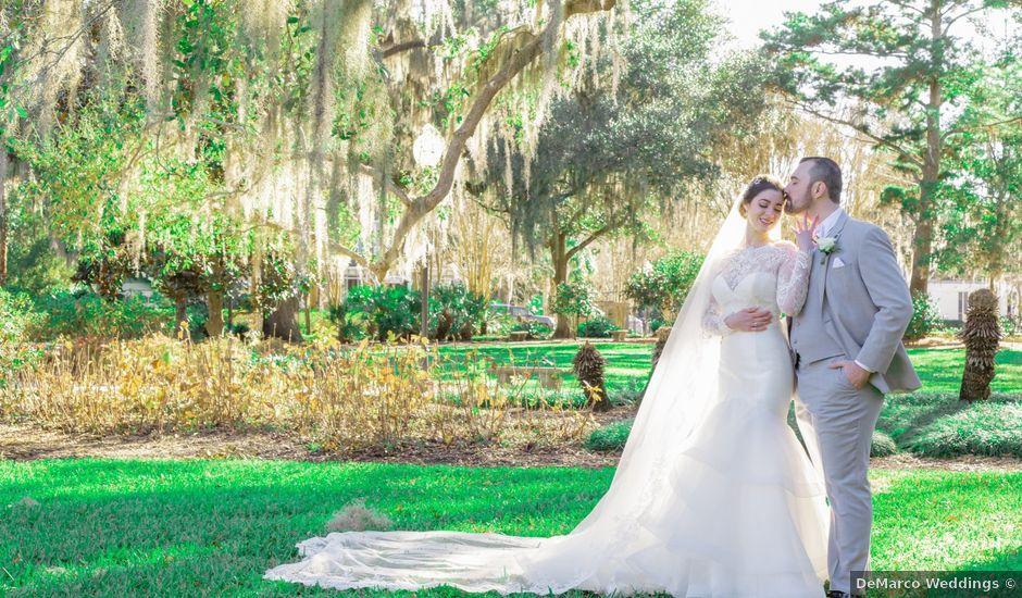 Adam and Odalys's Wedding in Gainesville, Florida
