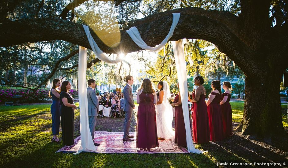 Nathan and Jasymne's Wedding in Gainesville, Florida