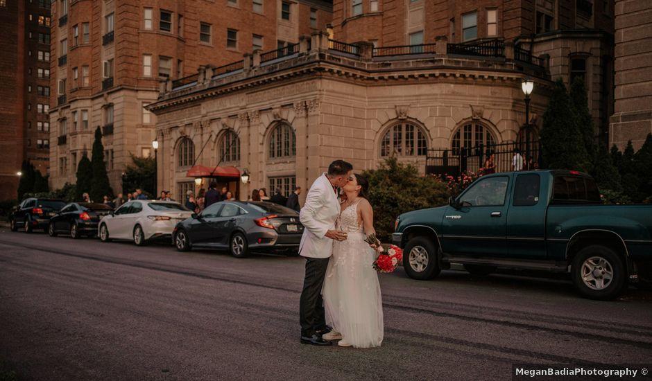 Jake and Alyssa's Wedding in Cleveland, Ohio