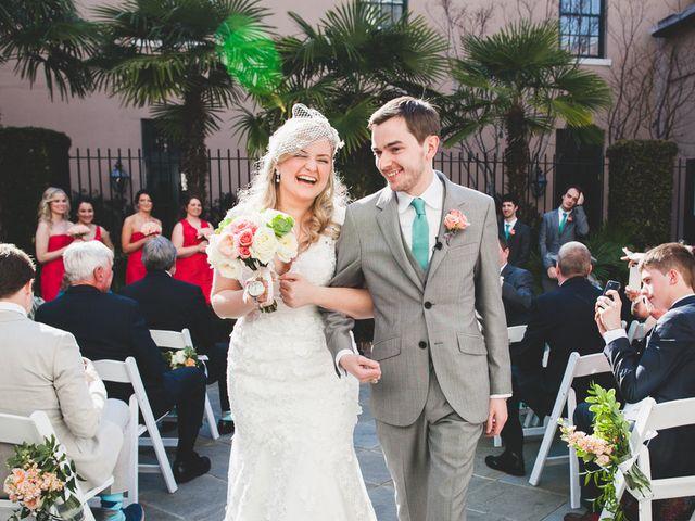 Jackie and JJ's Wedding in Charleston, South Carolina 10