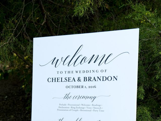 Chelsea and Brandon's Wedding in Celina, Texas 7