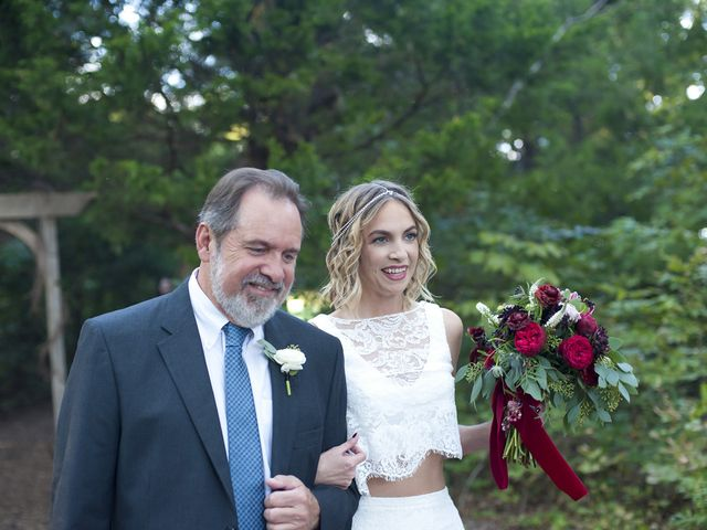 Chelsea and Brandon's Wedding in Celina, Texas 9