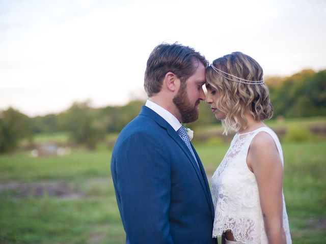 Chelsea and Brandon's Wedding in Celina, Texas 15