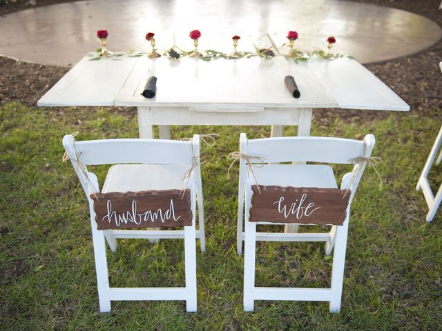 Chelsea and Brandon's Wedding in Celina, Texas 19