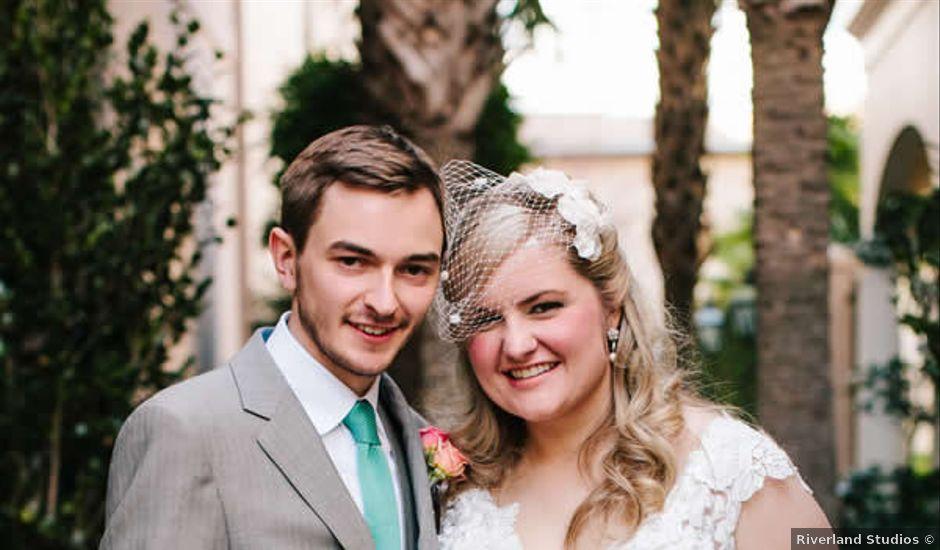 Jackie and JJ's Wedding in Charleston, South Carolina