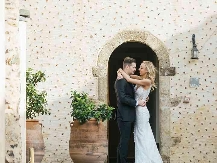 The wedding of Alexandra and Iulian